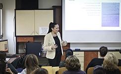 הרצאה- חינוך, מגדר ומנהיגות לגננות רמת גן 06
